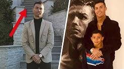 Nachbarin packt aus über Cristiano Ronaldo's Privatleben !