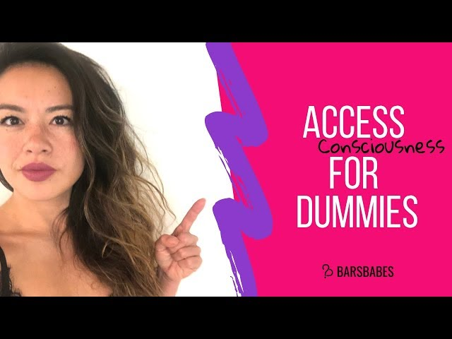 Access Consciousness Nederlands | Access for dummies intro