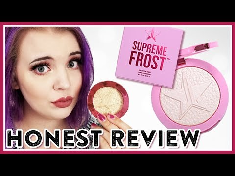 HONEST REVIEW: JEFFREE STAR SUPREME FROST + THOUGHTS