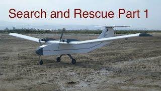 UAV Search and Rescue Demo - part 1 (search) Gemini V-2