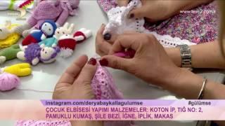 Derya Baykal'la Gülümse: Çocuk Elbisesi Yapımı