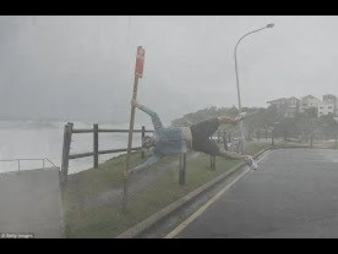 [full strength] Hurricane MARIA hits Vieques,Puerto Rico,U.S (20/9/17)| cat 5 165mph | raw footage
