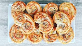 Aperitiv in 10 minute bun, ieftin si rapid   Aperitivo en 10 minutos   Appetizers recipes easy yummy