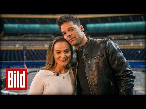 """Ricky Martin in Las Vegas - BILD trifft den Superstar bei seiner """"All In"""" Residence Show"""