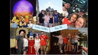 Florida VLOGs | Walt Disney World April 2018 | Day Six | Epcot