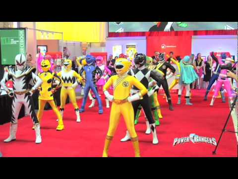 Power Rangers Swarm