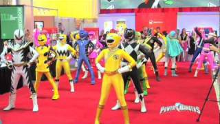Repeat youtube video Power Rangers Swarm
