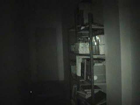 footage of real ghost at haunted radio station 2cr fm
