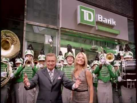 """Karl Hammerle - TD Bank Commercial, """"Marching Band"""""""