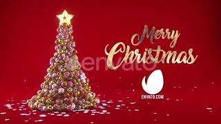 Christmas and New Year Greetings Intro
