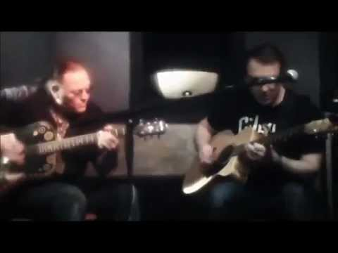 Jamming with MIKE SIMPSON - Live at Zeffirellis in Ambleside 2012