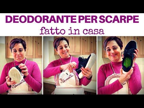 Deodorante Disinfettante Per Scarpe Fai Da Te Diy Shoe Deodorizer