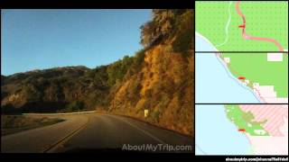 Cabrillo Highway (California) to Gorda Mount Road (Monterey County)