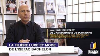 La filière Luxe et Mode de l'ISEFAC Bachelor
