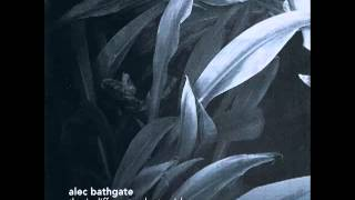 Alec Bathgate - Vitriol