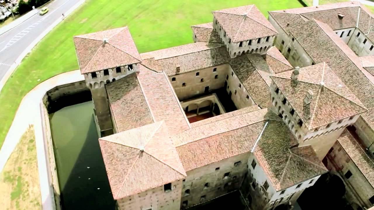 Mantova - Spot in onda su SKY ARTE HD - riprese aeree EOSFLY
