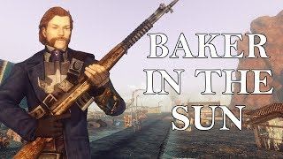 Disclaimer: There are no bakers in this mod...sorry. Baker in the S...