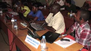 COMHAFAT Commercial Mariculture Development in SS Africa Symposium Dakar Senegal  26-28th Sept 2012