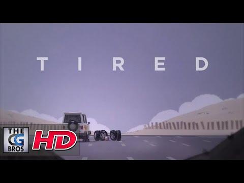 CGI short Tired