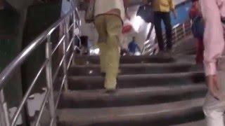 IHL325. Ж Д станция Нью Дели, как найти кассу  для иностранцев. Уезжаем домой