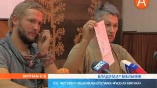 05в яхты в мурманске 29.07.2013(, 2015-07-06T07:50:33.000Z)