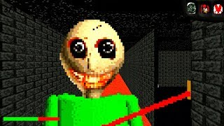 Baldi's SUPER EXTRA SCARY Basics
