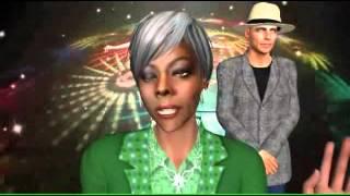 Dionne Warwick & Bee Gees Heartbreaker 1983 (Re Work Face)