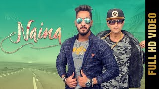 NAINA (Full Video) | SHUBH B ft. FARHAN KHAN | New Punjabi Songs 2018 | AMAR AUDIO