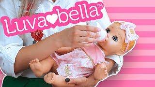 обзор куклы Luvabella Лувабелла / Кукла как ребенок