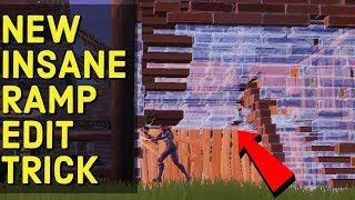 New OP Ramp edit strat - Fortnite Tips and Tricks Season 8