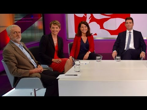 Labour leadership debate | Channel 4 News
