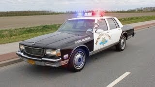 Chevrolet CAPRICE Classic (California Highway Patrol) police replica