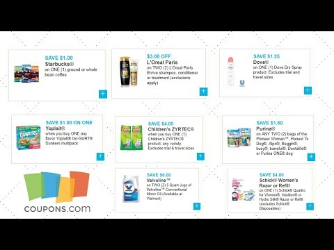 WHAT I'M PRINTING FROM COUPONS.COM! (4/14-4/20)