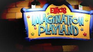 Permainan di Elmo's Playland Imagination | Wahana Bermain Sesame Street
