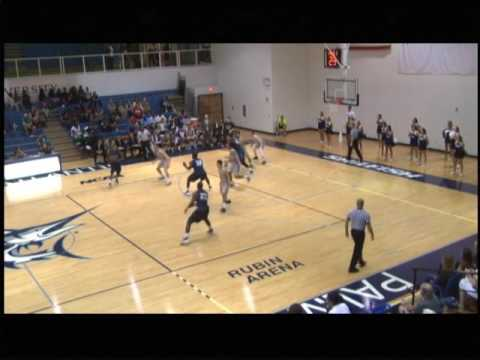 Eckerd vs Palm Beach Atlantic Basketball 2016 1/2