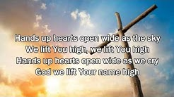 Wide As The Sky - Matt Redman (Worship Song with Lyrics) 2013 New Album