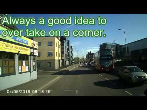 Bad drivers caught on my dashcam compilation -29 uk drivers.