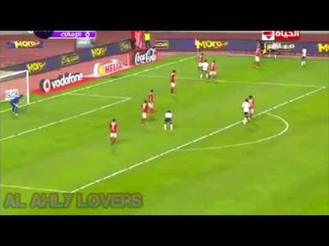 Al Ahly vs Zamalek 2/0