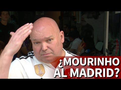 Las peñas y el posible regreso de Mourinho al Real Madrid | Diario AS