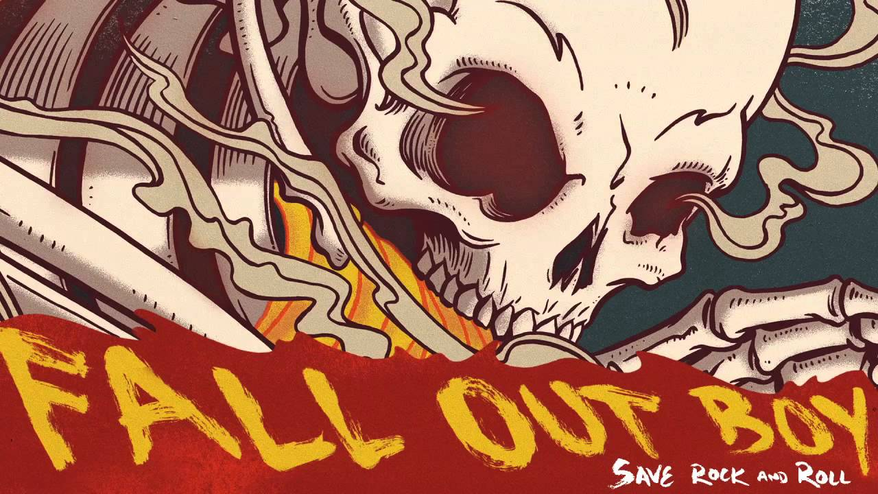 Fall Out Boy Wallpaper Save Rock And Roll Fall Out Boy Alone Together Youtube