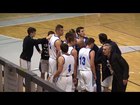 A2 Liga Jug 3 Kolo: Kk Solin - Kk Sveuciliste U Zadaru