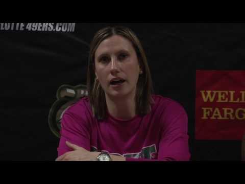 Charlotte Women's Basketball vs. ODU Postgame