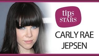 Le regard d'acier de Carly Rae Jepsen