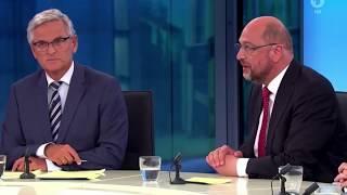"""Martin Schulz: """"Diese große Koalition ist abgewählt worden."""""""