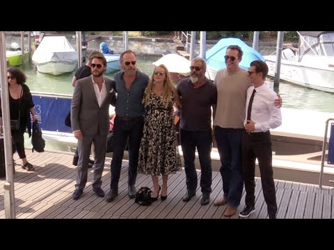 Mel Gibson, Andrew Garfield, Vince Vaughn and more at the Venice Film Festival 2016
