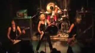 Kittie - Burning Bridges Live