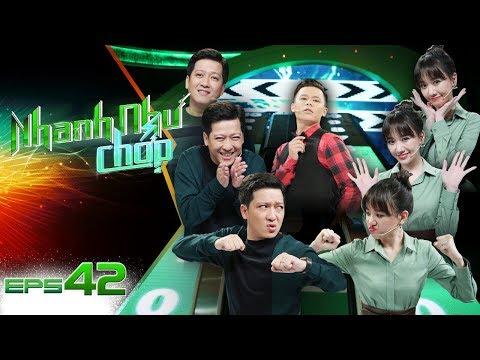 Nhanh Như Chớp   Tập 42 Full HD: Hari Won Du Học Rèn Luyện Về Phục Thù Chặt Chém Trường Giang