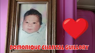 Dominique Chantal Guillory- Our Baby In Heaven-Cardiomyopathy VLCAD