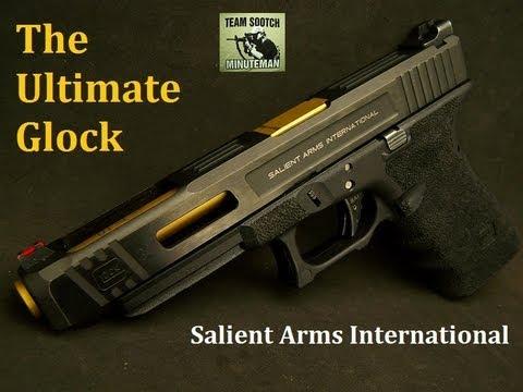 The Ultimate Glock Salient Arms Tier 1 Pistol