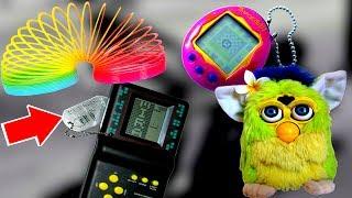 видео Самые популярные детские игрушки
